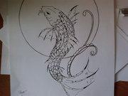 Рыба эскиз тату для одноклассника - Photo-0444.jpg