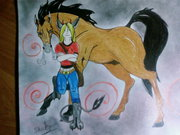 кстати думаю нетрудно догадаться кто этот конь? XD зелёные,почти изумрудные глаза,шрам на надбровье  - Photo-0437 (3).jpg