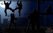 TMNT рисунки от Кристы - На крыше.jpg
