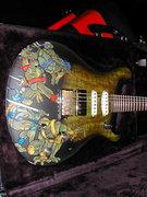 Изображения TMNT, их символика и т.п. на различных предметах - Черепашки Ниндзя - гитара (1).jpg