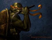 Зарубежный Фан-Арт - TMNT___Michelangelo_concept_by_RayDillon.jpg