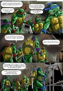Черепашки-ниндзя: Ренегат TMNT: Turtle Turncoat - Глава 1 - 27.jpg