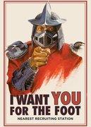 Приколы над ТMNТ - shredder_wants_you.jpg