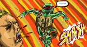 TMNT рисунки от miky - hun vs raph.jpg