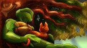 Зарубежный Фан-Арт - Tree__s_Company_by_C_Puff.jpg