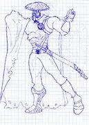 TMNT рисунки от Evil Shredder - Foot Elite.jpg