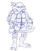 TMNT рисунки от Evil Shredder - Leo.jpg