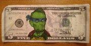 Изображения TMNT, их символика и т.п. на различных предметах - dollar-bill-tmnt.jpg