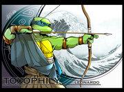 TMNT рисунки от Yukiko - TMNT Sport Series Leonardo by Rcaptain.jpg