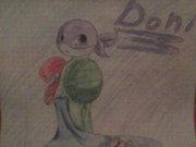 TMNT рисунки от Миято - Малыш Дони.jpg