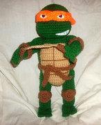 Игрушки и фигурки TMNT общая тема  - Mikey2.jpg