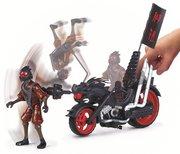 Игрушки и фигурки TMNT общая тема  - фут на мото 2.jpg