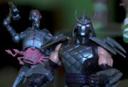 Игрушки и фигурки TMNT общая тема  - kraang-shredder.png
