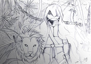 TMNT рисунки от Li-tяn - Scan0046.jpg