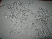 TMNT рисунки от Хвостика - IMG_0035 (2).JPG