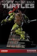 Игрушки и фигурки TMNT общая тема  - Леонардо от Sideshow 3.jpg