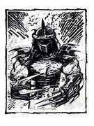 Кевин Истмен - shredder_sharp_by_kevineastman.jpg