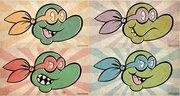 Зарубежный Фан-Арт - TMNT series by chogrinsmm.jpg