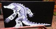 Игрушки и фигурки TMNT общая тема  - leatherhead.jpg