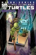 Общее обсуждение серии TMNT - IDW-One-shot_Donatello_Cover-B_Schiti.jpg