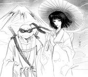 Зарубежный Фан-Арт - yoitabiwo by kaoru-chan.jpg