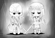 Зарубежный Фан-Арт - sainw chibi by kaoru-chan.jpg