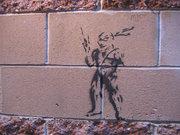 Изображения TMNT, их символика и т.п. на различных предметах - Raphael graffiti.jpg
