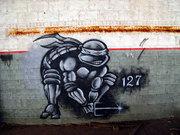 Изображения TMNT, их символика и т.п. на различных предметах - Граффити Рафаэль 3.jpg