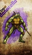 Зарубежный Фан-Арт - Donatello TMNT by 12King.jpg