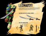 Общее обсуждение мультсериала от Nickelodeon - Леонардо (профайл).png