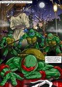Черепашки-ниндзя: Ренегат TMNT: Turtle Turncoat - Глава 2 - 1.jpg