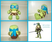 Игрушки и фигурки TMNT общая тема  - chibi_leo_plushie_collage_by_animelover2day.jpg