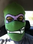 Изображения TMNT, их символика и т.п. на различных предметах - Черепашка Донателло - маска.jpg