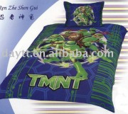 Изображения TMNT, их символика и т.п. на различных предметах - Черепашки Ниндзя - постельное белье.jpg