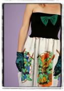 Изображения TMNT, их символика и т.п. на различных предметах - Черепашки Ниндзя - платье (3).jpg