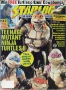 Изображения TMNT, их символика и т.п. на различных предметах - Черепашки Ниндзя - обложка журнала.jpg