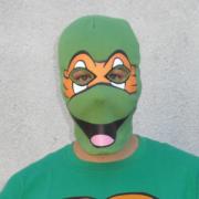 Изображения TMNT, их символика и т.п. на различных предметах - Микеланджело - маска.png