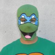 Изображения TMNT, их символика и т.п. на различных предметах - Леонардо - маска.png