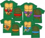 Изображения TMNT, их символика и т.п. на различных предметах - Футболки Черепашек Ниндзя.JPG