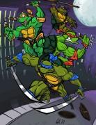 Зарубежный Фан-Арт - Teenage_Mutant_Ninja_Turtles_by_BrendanCorris.jpg