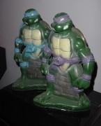 Игрушки и фигурки TMNT общая тема  - Дон и Лео - статуи.jpg
