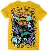 Изображения TMNT, их символика и т.п. на различных предметах - Бакстер Стокман - футболка.jpg