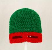 Изображения TMNT, их символика и т.п. на различных предметах - Раф - вязаная шапка.jpg