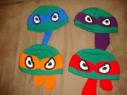 Изображения TMNT, их символика и т.п. на различных предметах - Вязаные Черепашки (4).jpg