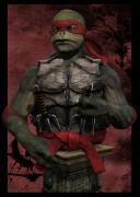 Каким должен быть облик Черепах в новом фильме 2014 ? Ваш выбор. - Раф (модель).jpg