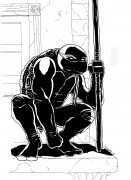Зарубежный Фан-Арт - 02-25-12 Donatello by Jason Flowers.jpg
