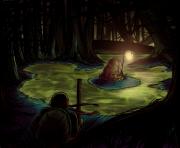 Зарубежный Фан-Арт - swamp_shrine_by_powderakacaseyjones.png