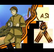 TMNT рисунки от Netrorev - солдат.png