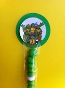 Изображения TMNT, их символика и т.п. на различных предметах - TMNT подарок гостю вечеринки.jpg