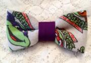 Изображения TMNT, их символика и т.п. на различных предметах - Черепашки Ниндзя - заколка для волос.jpg